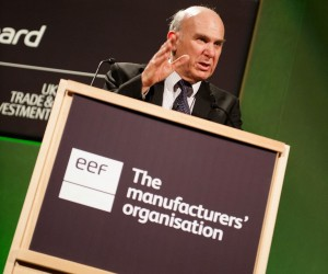 Vince-Cable-is-a-keynote-speaker-at-the-EEF-National-Manufacturing-Conference