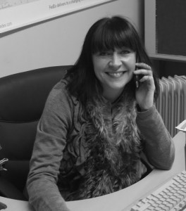 April Donnelly, 'New Business Director' at Defenda Couriers